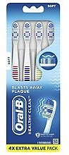 12-Count Oral-B Healthy Clean Toothbrushes