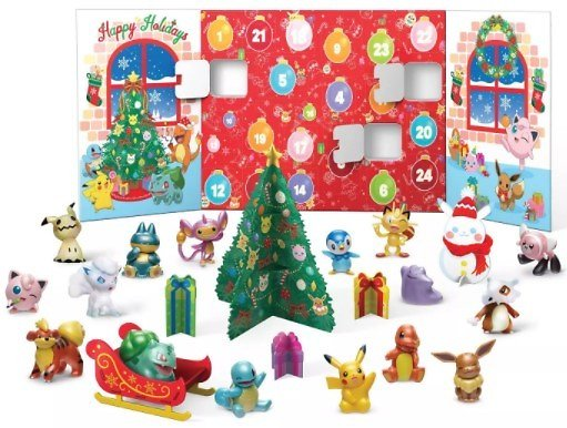 24-Pack PKW Battle Figure Multipack Advent Calendar