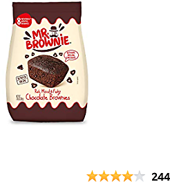 8-Ct Mr. Brownie Chocolate Brownies