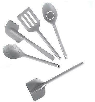 Exclusive! Curtis Stone 5-piece Compact Nylon Tool Set