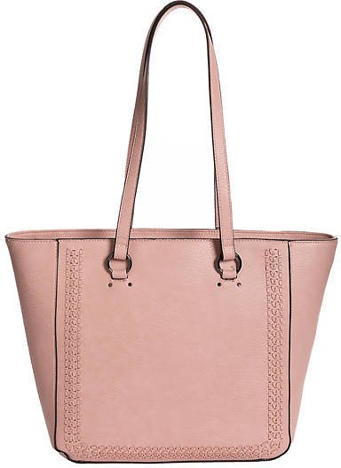 Whipstitch Detail Tote