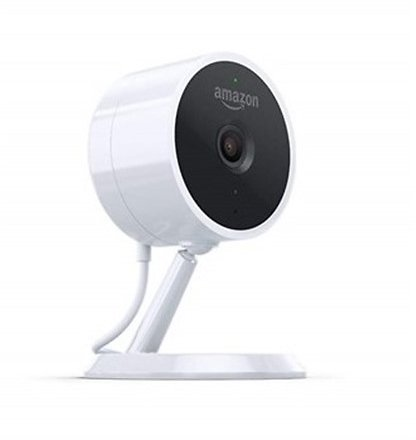 Today Only ! Amazon Cloud Cam (Key Edition) Indoor Security Camera, Works with Alexa