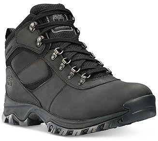 Timberland Men's Mt. Maddsen Mid Waterproof Hiking Boots & Reviews - All Men's Shoes - Men