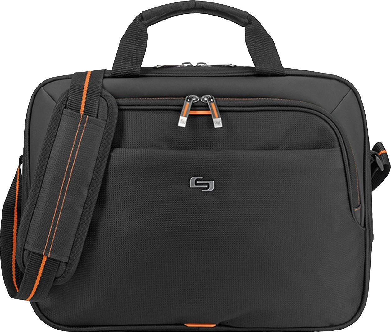 Solo New York Ace Slim Briefcase for 13.3