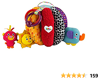 Lamaze Grab & Hide Ball