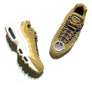 Nike Air Max 95 Essential Wheat Gold AT9865-700 NEW