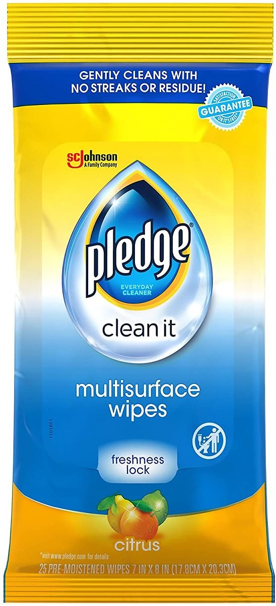 100-ct Multi-surface Cleaning Wipes