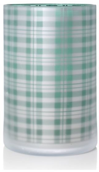 50% OFF | Mountain Plaid Jar Candle Holder - Yankee Candle