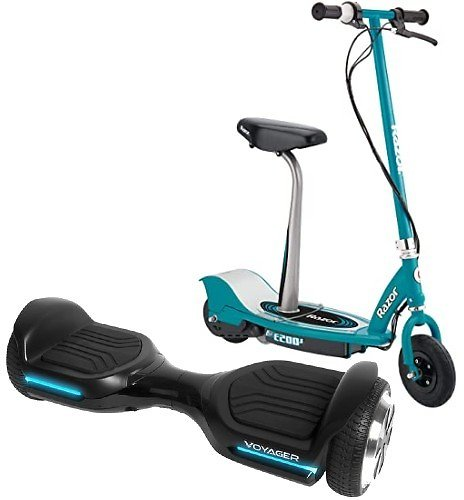 Up to 55% Off Electrify Your Ride Scooters