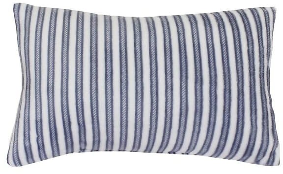 Curated Collections Vintage Indigo Indoor Decorative Pillow