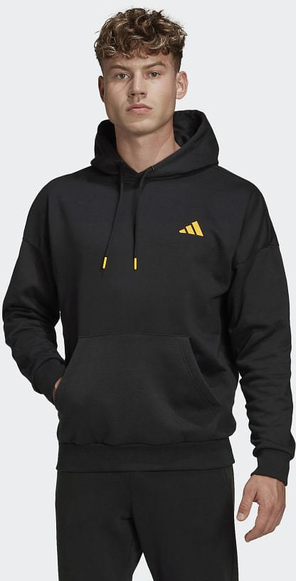 Adidas The Lucky Cat Graphic Hoodie - Black | Adidas US