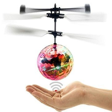 Flying Ball Infrared Induction Crystal Flashing LED Light Toys USB Rechargeable for Kids Birthday Christmas GiftsLearning & EducationfromToys Hobbies and Roboton Banggood.com
