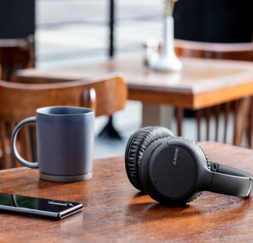 Sony Wireless Noise-Cancelling Headphones (2 Colors)