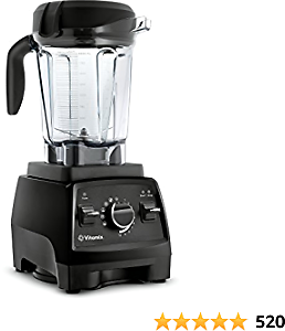 Vitamix Best Professional Series 750 Blender, Professional-Grade, 64 Oz. Low-Profile Container, Black, Self-Cleaning - 1957