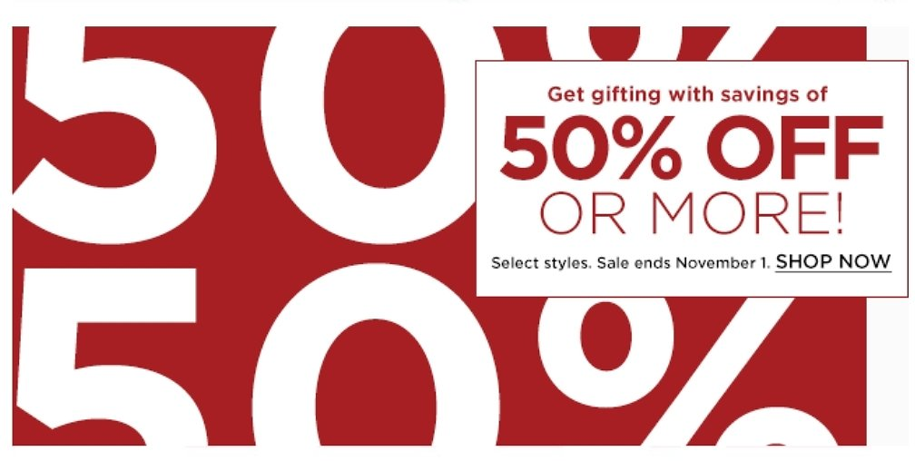 Get Gifting 50% of More + Extra 20% Off