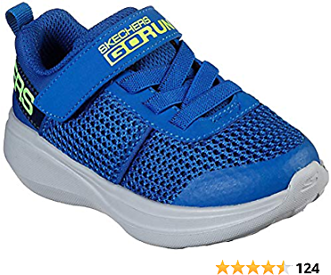 Skechers Kids' Go Run 600-Hendox Sneaker