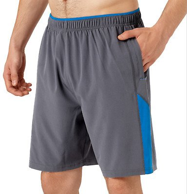 Men's Fitness Shorts Casual Gym Workout Training Running Jogging Short Pant