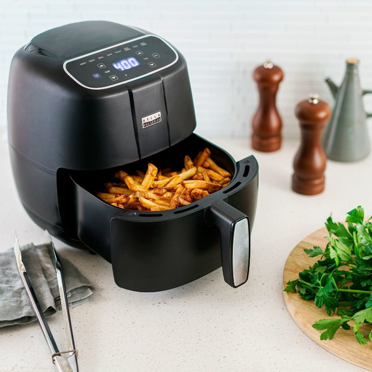 Bella Pro Series 4-Qt. Touchscreen Air Fryer