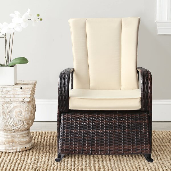 Anno Rocking Chair with Cushions