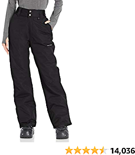Arctix Women's Insulated Snow Pants