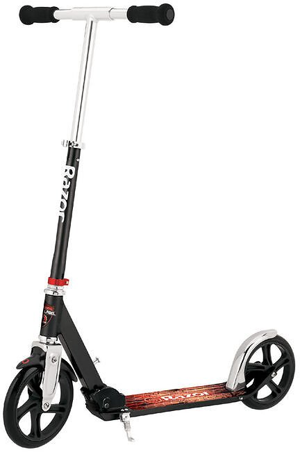 24% OFF | Razor - A5 Black Label Large Scooter | ToysRus