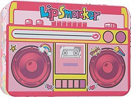 Lip Smacker Boom Box Lip Balm Vault