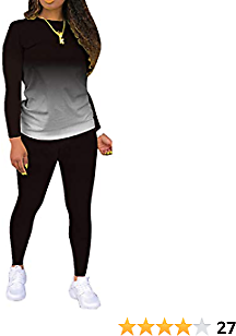 Tie Dye Sweatsuit for Women 2 Piece Outfits Sets 2020 Plus Size Casual Sexy Long Sleeve Shirts Pants Sets Tracksuit