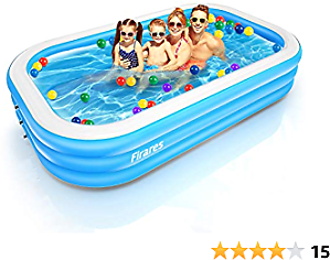 Firares Family Inflatable Swimming Pool 120