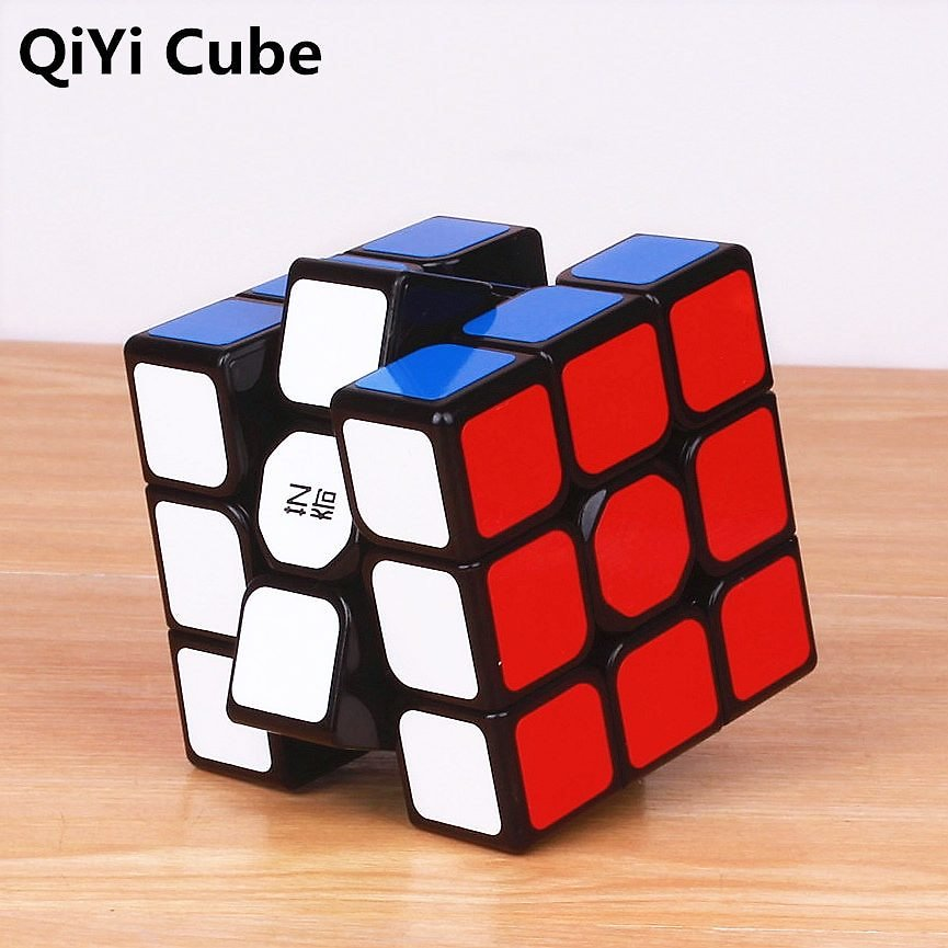 US $3.14 30% OFF QiYi Sail W 3x3 Magic Cubes Stickerless Warrior S Professional Speed Puzzles Cubes Montessori Educational Toy For Kid Magic Cubes  - AliExpress