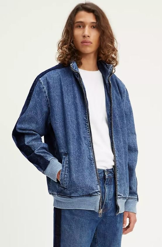 5% OFF | Track Jacket - Medium Wash | Levi's® US