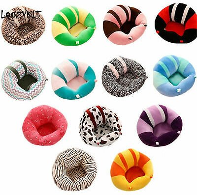 Multiple Baby Bean Sofa Seat Cotton Feeding Chair Kids Comfortable Bag Lounge Us
