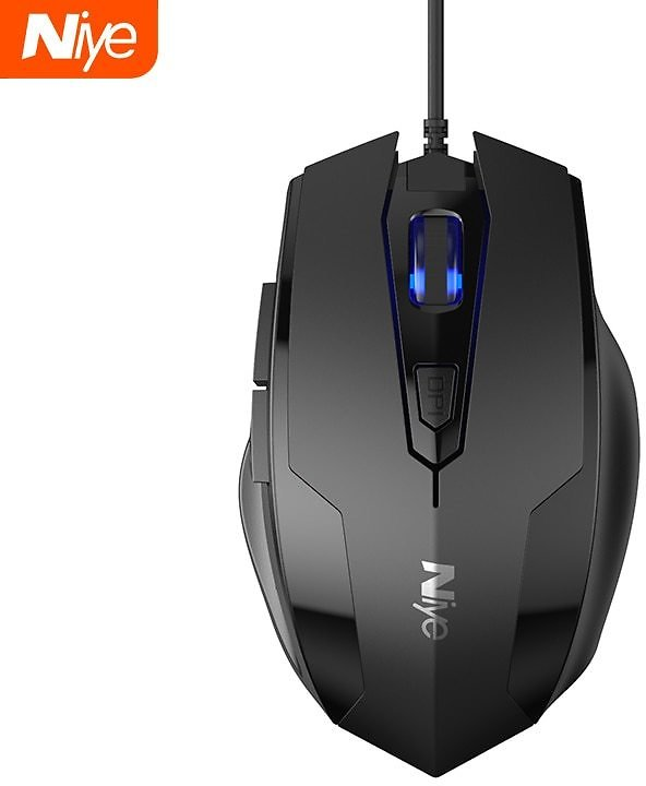 US $3.73 40% OFF|USB Wired Gaming Mouse 2400DPI Adjustable 6 Buttons LED Optical Professional Gamer Mause Computer Mice for PC Laptop Mouse Gamer|Mice| - AliExpress