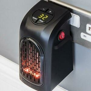Portable Electric Heater Fan Room Heater Desktop Mini Heating Air Winter Warmer