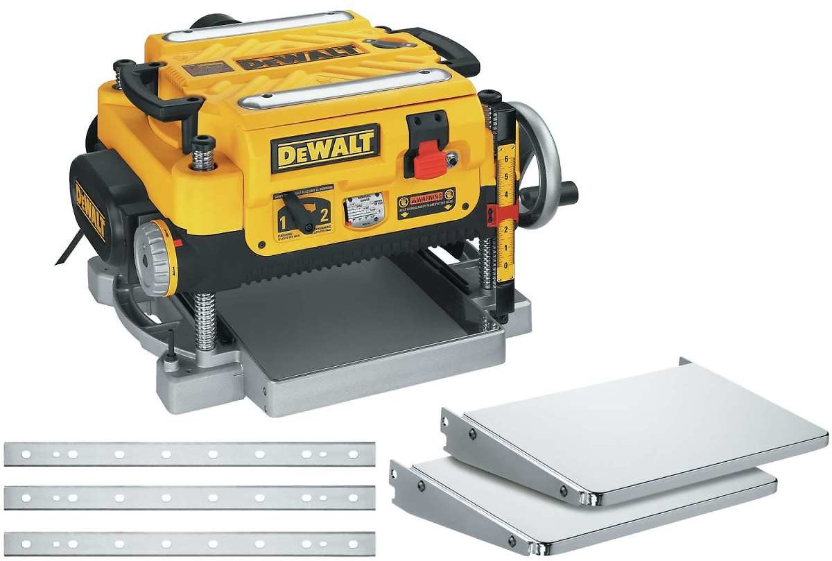 DeWalt 15 Amps 13 In. Corded Thickness Planer