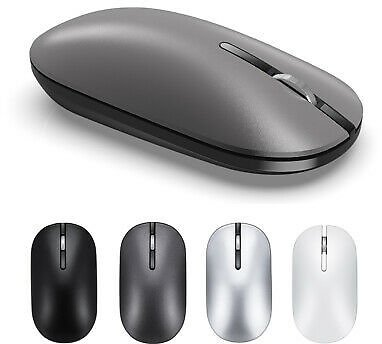 Bluetooth Dualmode Wireless Mouse Business Office Portable USB Computer Notebook