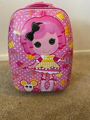 Kids Hard-case Carry-On Travel Case Luggage Lala Loopsie
