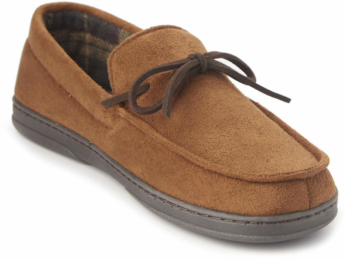 Only $12 Moccasin Slippers Sale