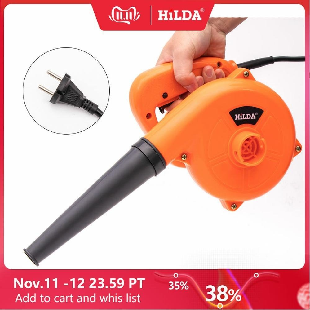 US $27.64 35% OFF|HILDA Air Blower 1000W Computer Cleaner Electric Air Blower Dust Blowing Dust Computer Dust Collector Blower|Blowers| - AliExpress