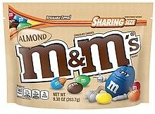 M&M's Almond Chocolate Candy Sharing Size