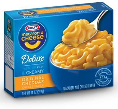 Cheese Club Deluxe Macaroni & Cheese Assorted Varieties