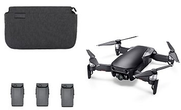 DJI Mavic Air 12MP 4K Camera FPV 3-Axis Gimbal Obstacle Avoidance Panoramas Foldable RC Drone Quadcopter Fly More Combo