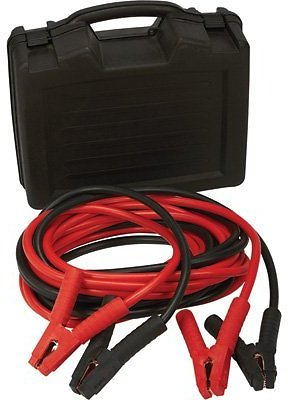 Pro-Start Heavy-Duty Jumper Cables with Carrying Case