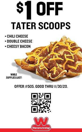 $1 Off Tater Scoops