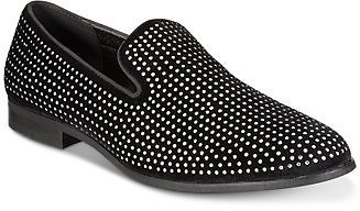 INC International Concepts INC Men's Wyatt Crystal Loafers, Created for Macy's & Reviews - All Men's Shoes - Men