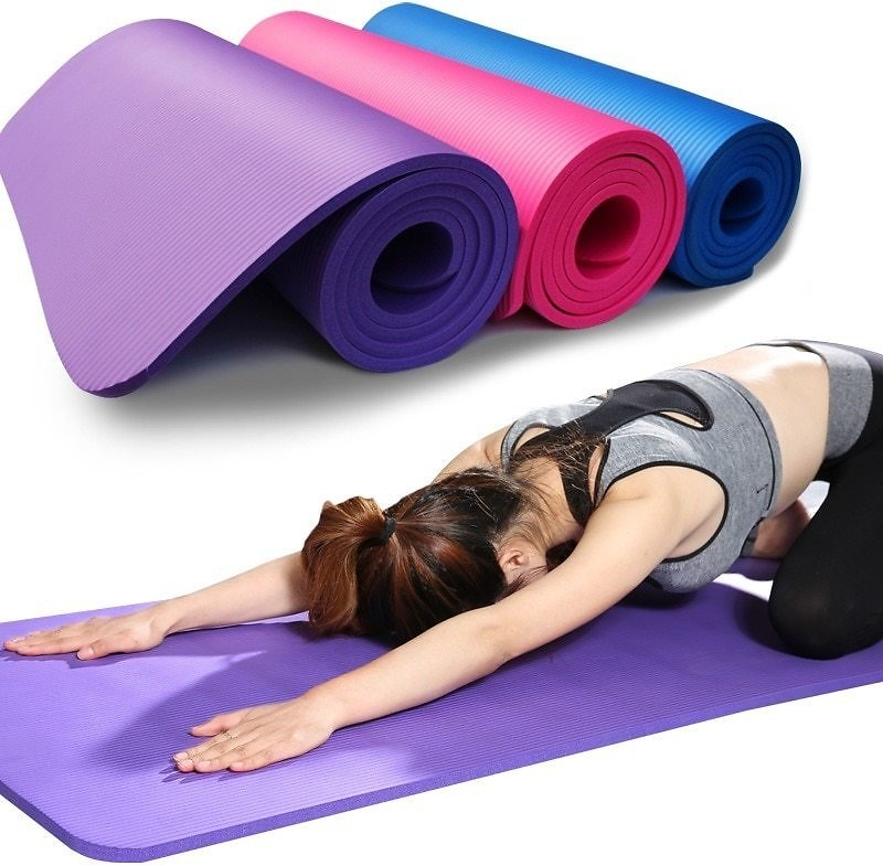 US $3.85 |Yoga Mat Anti Skid Sports Fitness Mat 3MM 6MM Thick EVA Comfort Foam Yoga Matt for Exercise, Yoga, and Pilates Gymnastics Mat|Yoga Mats| - AliExpress