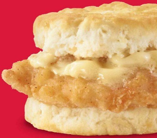 Free Honey Butter Chicken Biscuit W/ Any App Purchase thru 12/6