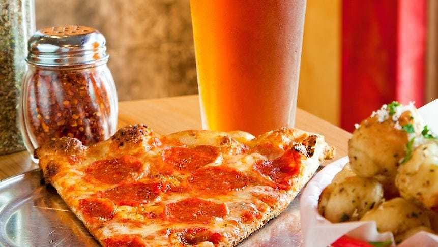 Some Pizza, Beer and Weed: Americans Voted, Then Ordered in for Election Day