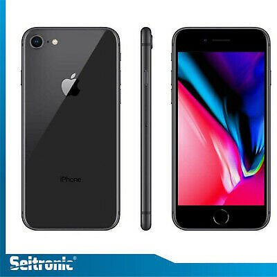 Apple IPhone 8 256GB Space Grey No Contract Top Mobile Phone Smartphone LIKE NEW WOW