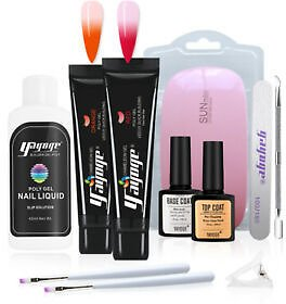Details About Yayoge Thermisches Gel Poly Extension Gel Kits Farbwechsel UV Builder Gel