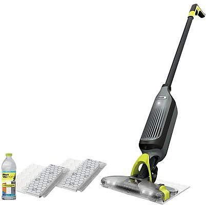 Exclusive! Shark Cordless VACMOP Pro Vacuum & Spray Mop with 12 Pads